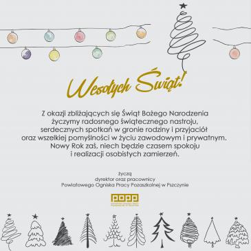Życzenia świąteczne ;-)